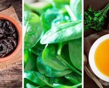 6 продуктов укрепят кости, суставы, хрящи и избавят от остеопороза и артрита!