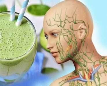 Очистит и активизирует лимфатическую систему уникальный рецепт!