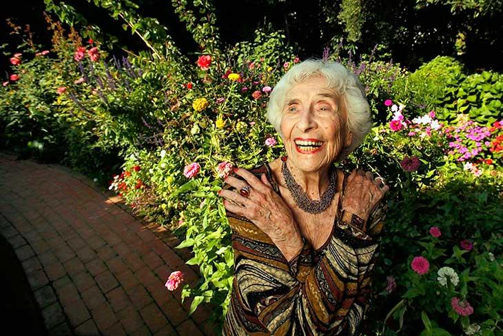 Хедда Болгар: «Очень многие вещи я открыла для себя после 65!» Вот он, возраст счастья